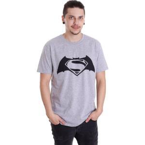 インペリコン Impericon メンズ Tシャツ トップス - Superbatman Grey - T-Shirt grey|fermart-hobby