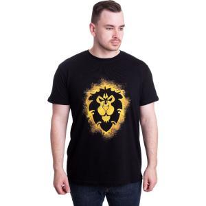 インペリコン Impericon メンズ Tシャツ トップス - Alliance - T-Shirt black|fermart-hobby