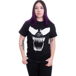 インペリコン Impericon レディース Tシャツ トップス - Bare Teeth - T-Shirt black fermart-hobby