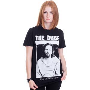 インペリコン Impericon レディース Tシャツ トップス - The Dude II - T-Shirt black|fermart-hobby