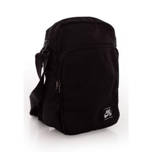 ナイキ Nike SB ユニセックス バッグ SB Heritage Black/Black/White Travel Bag black|fermart-hobby