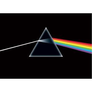 ピンクフロイド Pink Floyd グッズ Dark Side Of The Moon Poster black|fermart-hobby