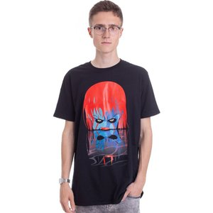 インペリコン Impericon メンズ Tシャツ トップス - Face Reflection - T-Shirt black|fermart-hobby