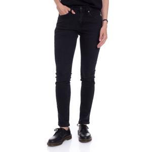 アイアン ネイル Ironnail レディース ジーンズ・デニム ボトムス・パンツ Fowler Slim Jeans black|fermart-hobby