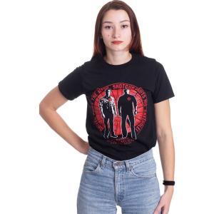 インペリコン Impericon レディース Tシャツ トップス - Cakehole - T-Shirt black|fermart-hobby