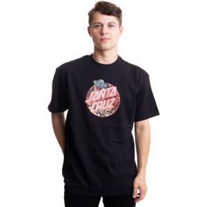 サンタクルーズ Santa Cruz メンズ Tシャツ トップス - Abduction Dot Black - T-Shirt black|fermart-hobby