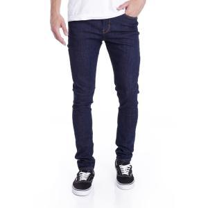 ドクターデニム Dr. Denim メンズ ジーンズ・デニム ボトムス・パンツ Leroy Organic Dank Raw Denim Jeans blue|fermart-hobby