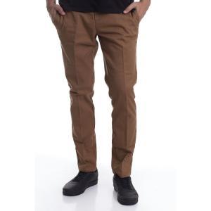 ディッキーズ Dickies メンズ スキニー・スリム ワークパンツ ボトムス・パンツ - Slim Fit Work Brown Duck - Pants brown|fermart-hobby