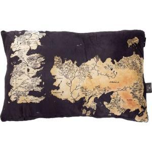 ゲーム オブ スローンズ Game Of Thrones グッズ Westeros Map Pillow multicolored|fermart-hobby