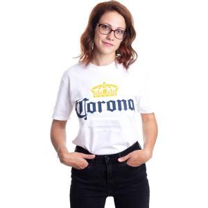 インペリコン Impericon レディース Tシャツ トップス - Logo White - T-Shirt white fermart-hobby
