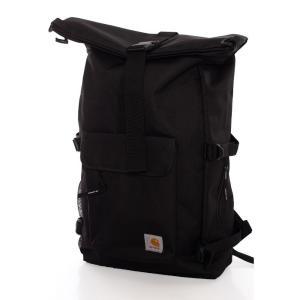 カーハート Carhartt WIP ユニセックス バックパック・リュック バッグ - Philis Black - Backpack black|fermart-hobby
