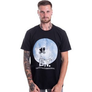 インペリコン Impericon メンズ Tシャツ トップス - Bike In The Moon - T-Shirt black|fermart-hobby