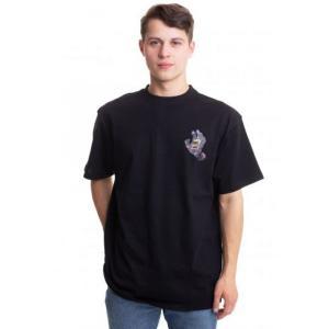 サンタクルーズ Santa Cruz メンズ Tシャツ トップス - Hand Splatter Black - T-Shirt black|fermart-hobby