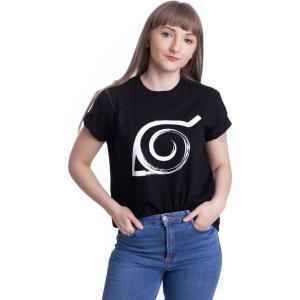 インペリコン Impericon レディース Tシャツ トップス - Konoha - T-Shirt black|fermart-hobby