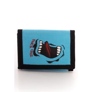 サンタクルーズ Santa Cruz ユニセックス 財布 - Scream Blue - Wallet blue|fermart-hobby