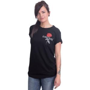 アイアン ネイル Ironnail レディース Tシャツ トップス Felix T-Shirt black|fermart-hobby