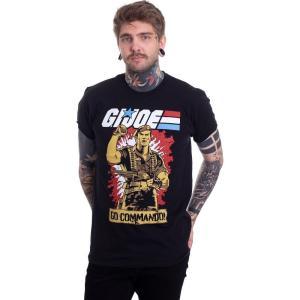 インペリコン Impericon メンズ Tシャツ トップス - Go Commando - T-Shirt black|fermart-hobby