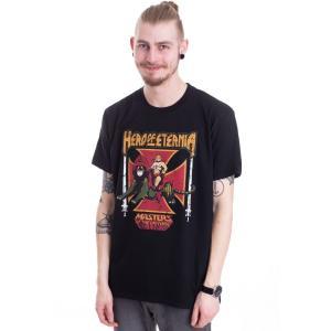 インペリコン Impericon メンズ Tシャツ トップス - Hero Of Eternia - T-Shirt black|fermart-hobby