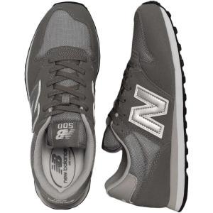ニューバランス New Balance メンズ スニーカー シューズ・靴 GM500 D Grey Shoes grey|fermart-hobby