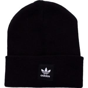 アディダス Adidas ユニセックス ニット ビーニー 帽子 - AC Cuff Knit - Beanie black|fermart-hobby