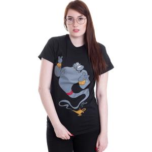 インペリコン Impericon レディース Tシャツ トップス - Classic Genie - T-Shirt black|fermart-hobby