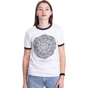 インペリコン Impericon レディース Tシャツ トップス - Symbol Join The Hunt White - T-Shirt white|fermart-hobby