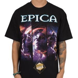 エピカ Epica メンズ トップス Tシャツ THP Trilogy Black|fermart-hobby