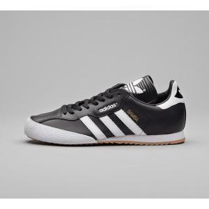 アディダス adidas Originals メンズ スニーカー シューズ・靴 samba super trainer Black/White fermart-hobby