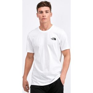 ザ ノースフェイス The North Face メンズ Tシャツ トップス simple dome t-shirt White|fermart-hobby