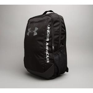 アンダーアーマー Under Armour メンズ バックパック・リュック バッグ hustle backpack Black|fermart-hobby