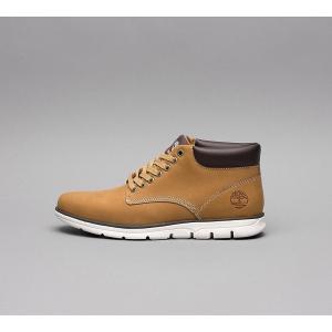 ティンバーランド メンズ ブーツ シューズ・靴 Bradstreet Chukka Boot Wheat|fermart-hobby