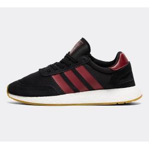 アディダス adidas Originals メンズ ランニング・ウォーキング シューズ・靴 i-5923 boost runner trainer Black/Burgundy/Black|fermart-hobby