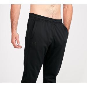アンダーアーマー メンズ ジョガーパンツ ボトムス・パンツ Armour Fleece Jog Pant Black fermart-hobby