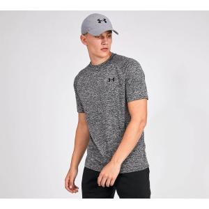 アンダーアーマー メンズ Tシャツ トップス Tech T-Shirt Black / Black|fermart-hobby