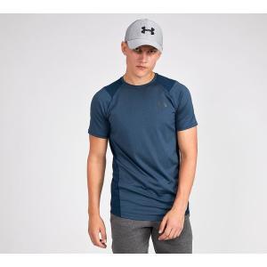 アンダーアーマー Under Armour メンズ Tシャツ トップス mk-1 t-shirt Academy/Stealth|fermart-hobby