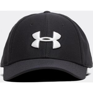 アンダーアーマー Under Armour メンズ キャップ 帽子 blitzing 3.0 cap Black/White|fermart-hobby