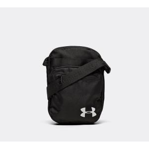 アンダーアーマー Under Armour メンズ ショルダーバッグ バッグ Crossbody Bag Black|fermart-hobby