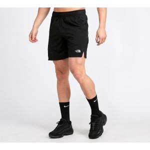 ザ ノースフェイス The North Face メンズ ショートパンツ ボトムス・パンツ 24/7 Short Black fermart-hobby