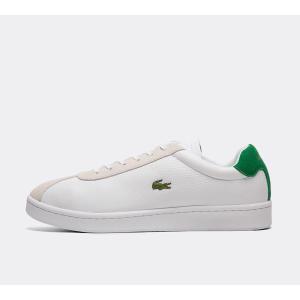 ラコステ Lacoste メンズ スニーカー シューズ・靴 Masters 119 3 SMA Trainer White / Green|fermart-hobby
