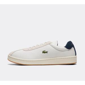 ラコステ Lacoste メンズ スニーカー シューズ・靴 Masters 119 3 SMA Trainer White / Navy|fermart-hobby