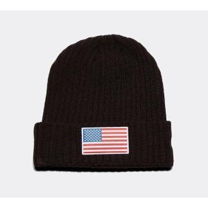 ニューエラ New Era メンズ ニット 帽子 American Beanie Black fermart-hobby