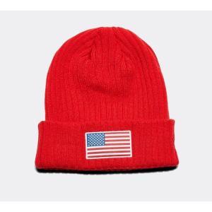 ニューエラ New Era メンズ ニット 帽子 American Beanie Red fermart-hobby