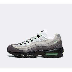 ナイキ Nike メンズ スニーカー シューズ・靴 air max 95 trainer White/Mint/Dust/Pewter|fermart-hobby