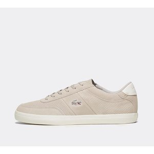 ラコステ Lacoste メンズ スニーカー シューズ・靴 Court-Master 219 Trainer Grey / Off White|fermart-hobby
