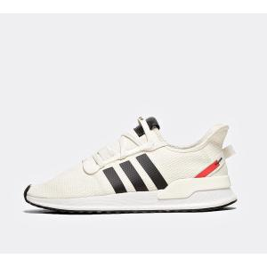 アディダス adidas Originals メンズ ランニング・ウォーキング シューズ・靴 upath run trainer Off White/Core Black/Shock Red|fermart-hobby