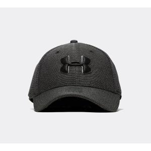 アンダーアーマー Under Armour メンズ キャップ 帽子 blitzing 3.0 cap Black/Black|fermart-hobby