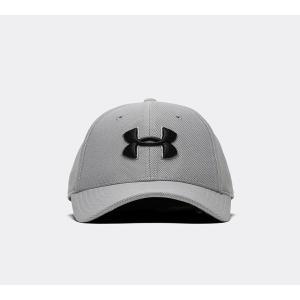 アンダーアーマー Under Armour メンズ キャップ 帽子 blitzing 3.0 cap Steel/Black|fermart-hobby