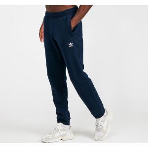アディダス adidas Originals メンズ スウェット・ジャージ ボトムス・パンツ trefoil essentials pant Collegiate Navy fermart-hobby