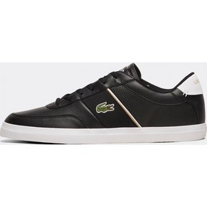 ラコステ Lacoste メンズ スニーカー シューズ・靴 court-master 319 trainer Black/White|fermart-hobby