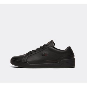 ラコステ Lacoste メンズ スニーカー シューズ・靴 challenge leather trainer Black/Black|fermart-hobby